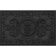 Aqua Shield Baroque Pineapple Doormat