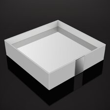 One Bathroom Accessory Tray