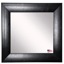 Ava Stitched Wall Mirror