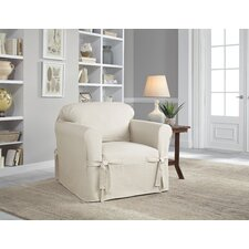 Duck Chair Slipcover  by Serta