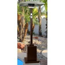 Tall Commercial 38,000 BTU Propane Patio Heater