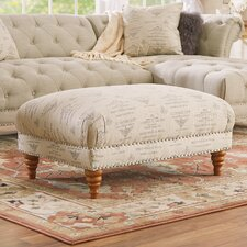 Lyam Cocktail Ottoman by Lark Manor