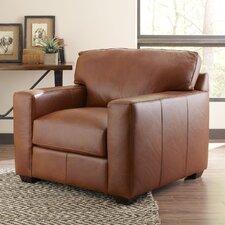 Pratt Leather Armchair by Birch Lane™
