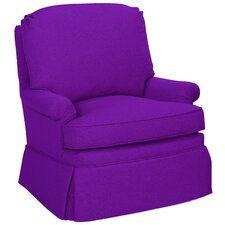 Luca Swivel Glider Armchair by Tory Furniture