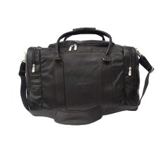 """20"""" Leather Classic Carry-On Duffel"""