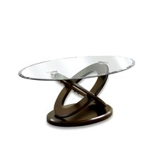 Amari Oval Coffee Table by Wade Logan