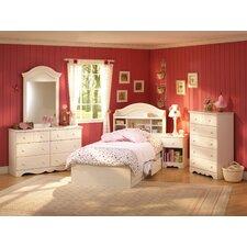 Summer Breeze Platform Customizable Bedroom Set