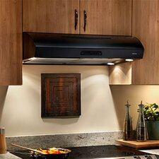 "36"" 350 CFM Ductless Under Cabinet Range Hood"