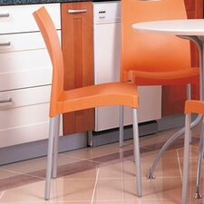 Marvel-S Side Chair (Set of 4) by Papatya