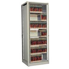 Ez2 Rotary 82.5 H Seven Shelf Shelving Unit by Datum Storage