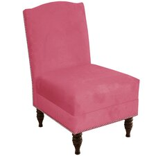 Wooler Nail Button Slipper Chair by House of Hampton®
