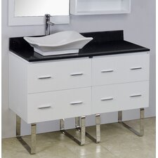 48 Single Modern Bathroom Vanity Set by American Imaginations