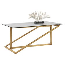 Zerrin Coffee Table by Uttermost