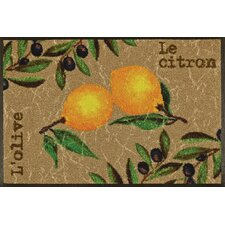 Le Citron Design Doormat