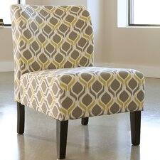 Honnally Gunmetal Side Chair by Signature Design by Ashley