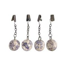 Ceramic Tablecloth Weight (Set of 4)