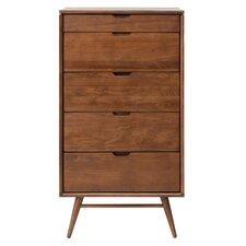 4 Drawer Cabinet by Nuevo