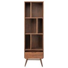 64 Cube Unit Bookcase by Nuevo