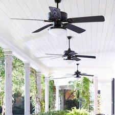 """52"""" Estate 5-Blade Patio Ceiling Fan"""