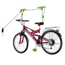 Bike Garage Storage Lift Bike Hoist Ceiling Mounted Bike Rack