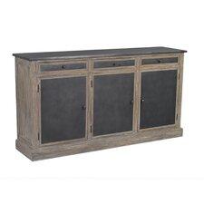 Ellington 3 Drawer and 3 Door Cabinet by Jeffan