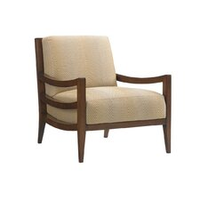 Island Fusion Singapore Armchair by Tommy Bahama Home