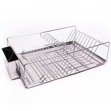 Home Basics 3 Piece Kitchen Sink Dish Drainer Set