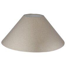 30 cm Lampenschirm Slubby aus Baumwolle