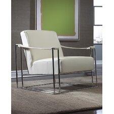 Miranda Sling Armchair by Lazzaro Leather