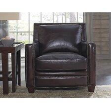 Euston Club Chair by Lazzaro Leather