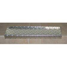 5-tlg. Stufenmatten-Set in Silber