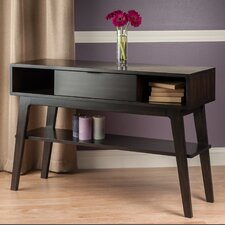 Monty Console Table by Mercury Row