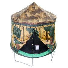 Enclosure Tree House 120'' Trampoline Cover