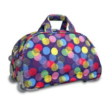 Christy Rolling Duffel Bag