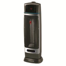 1,500 Watt Portable Electric Tower Heater with Auto Shut-Off