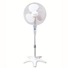 """QuietSet™ 16"""" Oscillating Pedestal Fan"""
