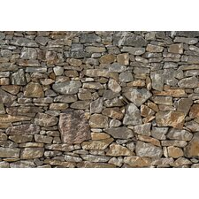 Chicopee 8 Piece Stone Wall Mural