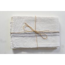 Vintage Linen Napkins (Set of 2)
