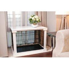 pet crate end table - Decorative Dog Crates