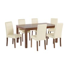 Ungarie Dining Table and 4 Chairs