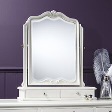 Parisian House Arched Dressing Table Mirror
