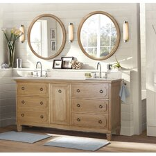 Jenna 60 Double Vanity set by Darby Home Co
