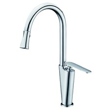 Single Lever Handle Kitchen Faucet