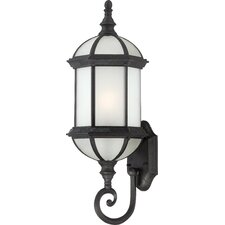 Boxwood 1-Light Outdoor Sconce