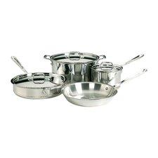 Copper Core 7 Piece Cookware Set