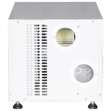 2,500 BTU Portable Air Conditioner and Heater