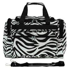 "Zebra 16"" Shoulder Duffel"