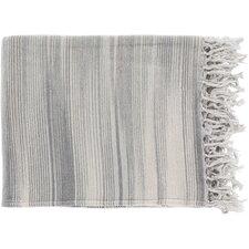 Zenon Cotton Throw Blanket