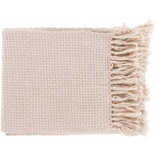 Ousley Cotton Viscose Throw Blanket