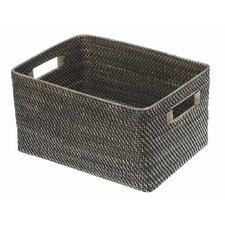 Rectangular Rattan Storage Basket